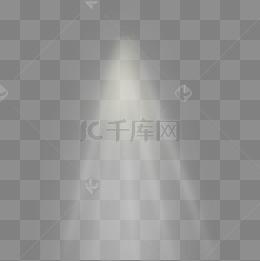 創意發光光線特效光束