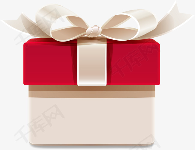 情人节礼盒矢量素材