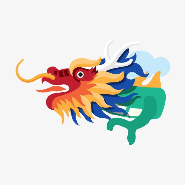 中国风龙头
