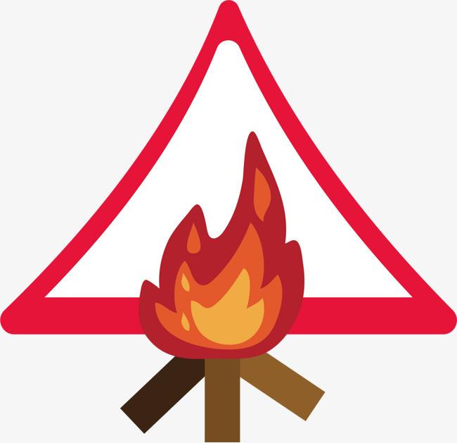 新西兰森林防火标识