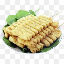 火锅油豆腐