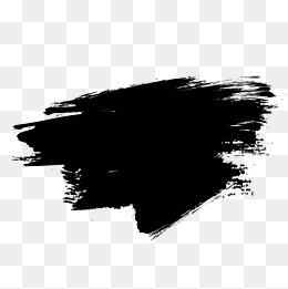 中國風水墨筆刷文字框