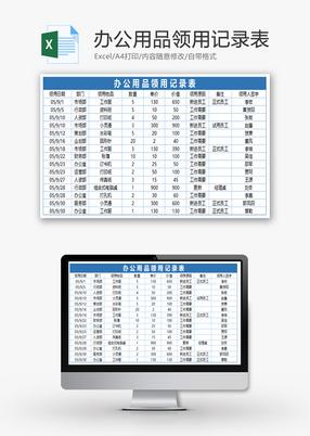 部门奖金申请报告_办公用品购买申请表Excel模板_千库网(excelID:69067)