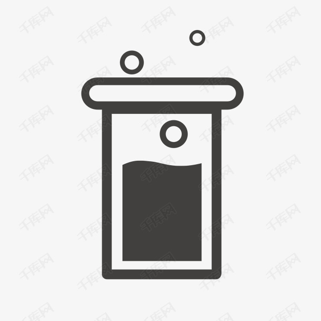 手绘简约锥形瓶图标的素材免抠炫彩锥形圣诞帽锥形交通路标简约背景图化学品图标化学品化学图标实验室锥形瓶烧杯