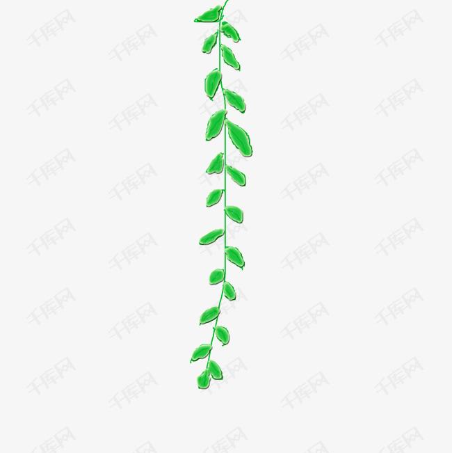 手绘爬山虎的素材免抠手绘室内家具吃西瓜手绘易拉宝中秋爬山虎藤蔓绿色植物爬山虎植物藤蔓