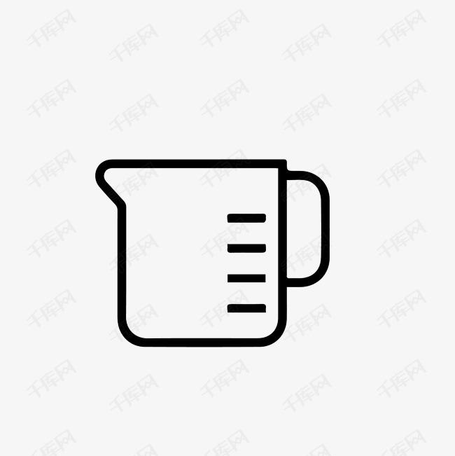 黑色烧杯素材图片免费下载 高清psd 千库网 图片编号9140970