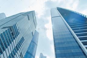 现代建筑高楼大厦