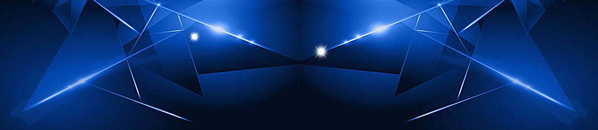 电商促销数码科技蓝色背景banner图片背景素材免费,_5
