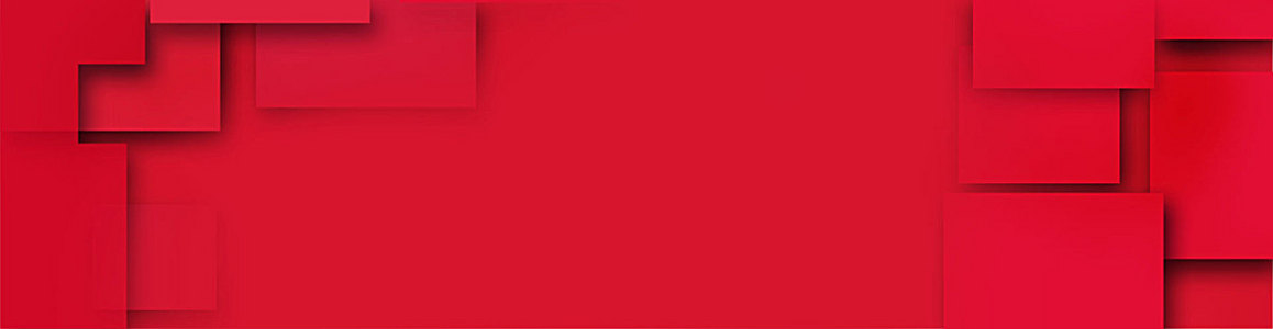 红色简约背景