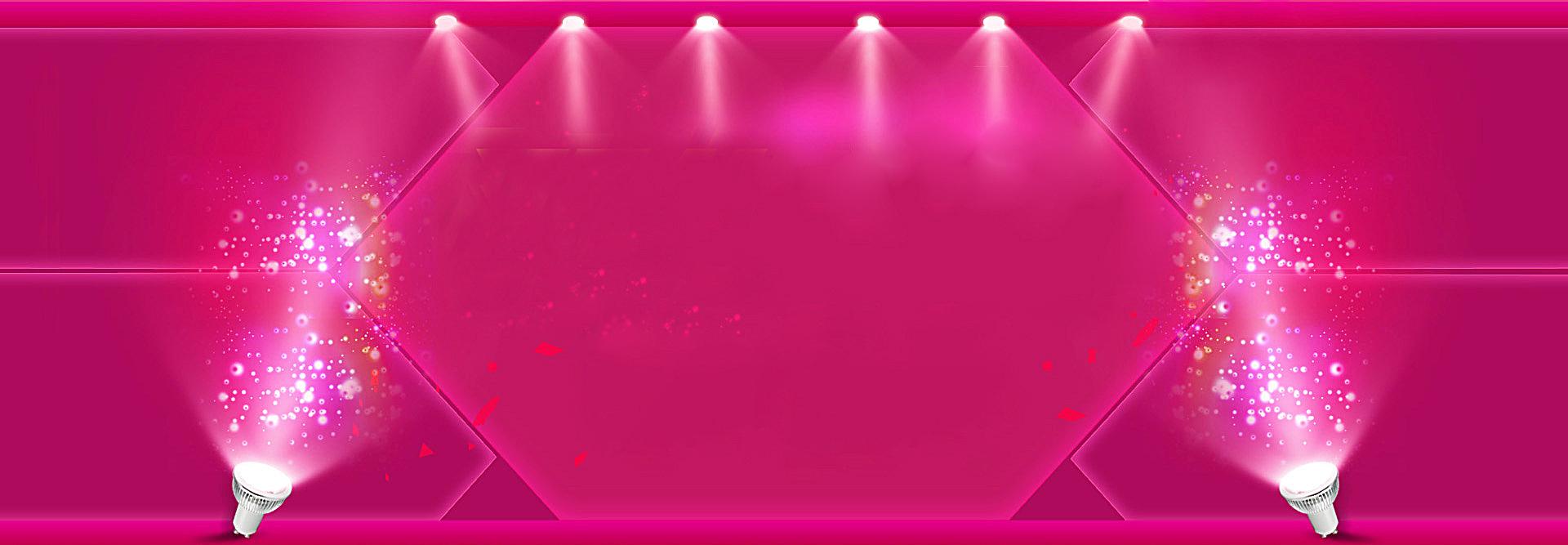 01m 尺寸:1920*667 90设计提供淘宝天猫双11红色舞台背景设计素材下载