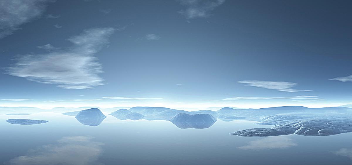 摄影 大气 北极 海报banner 风景             此素材是90设计网官方