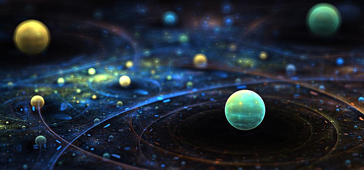 科技之光宇宙的尺度_科技宇宙