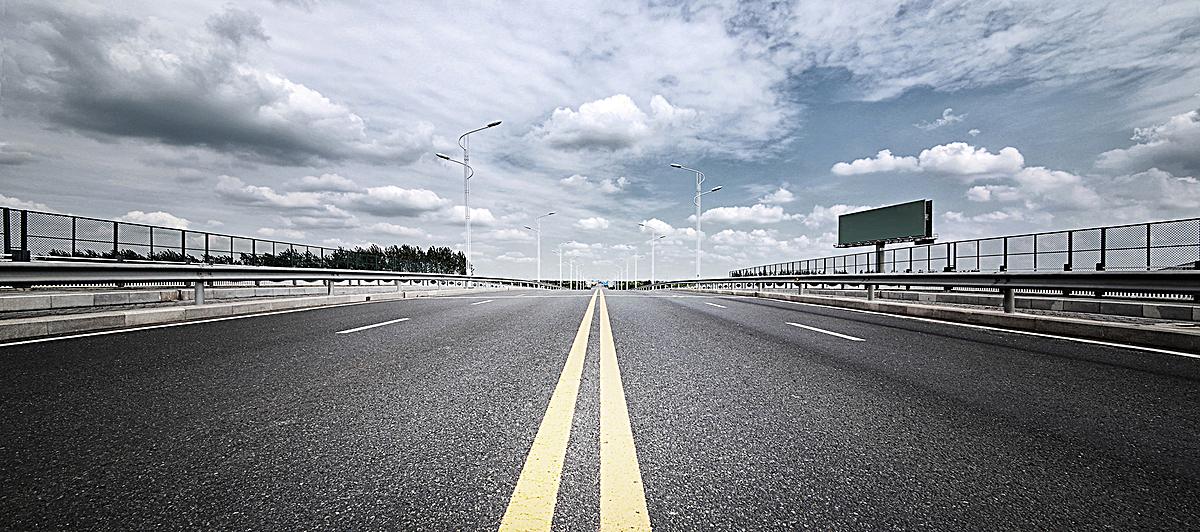 公路素材_公路风景背景bannerpsd素材-90设计