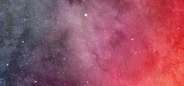 夜空水彩高清背景素材下载 千库网