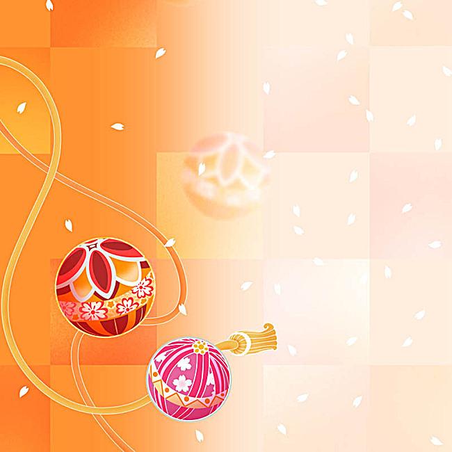 橘黄色渐变背景图jpg素材-90设计