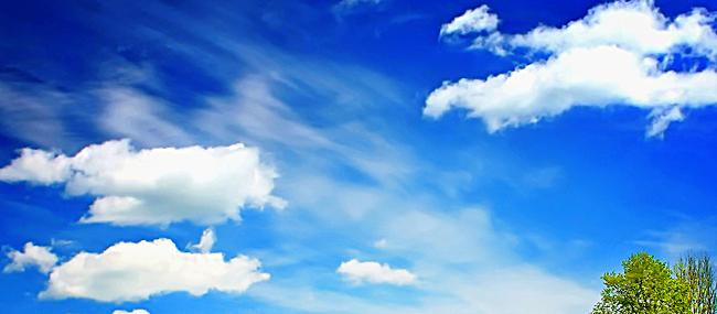 蓝天白云网站背景图图片