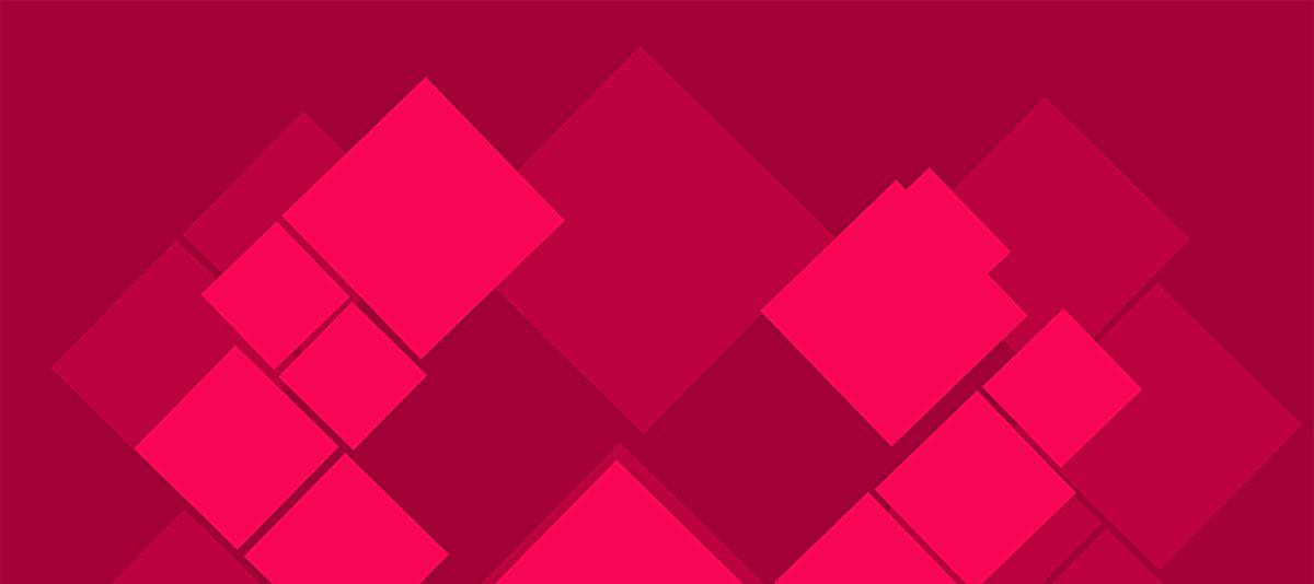 海报背景_红色几何背景psd素材-90设计