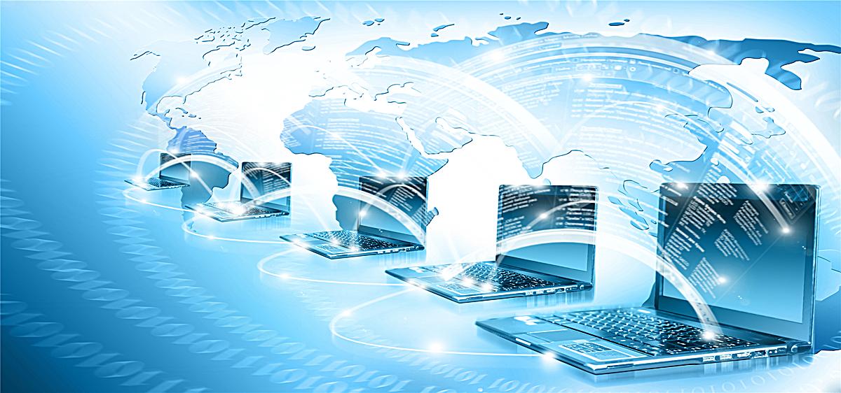 互联网科技网络背景jpg素材-90设计图片