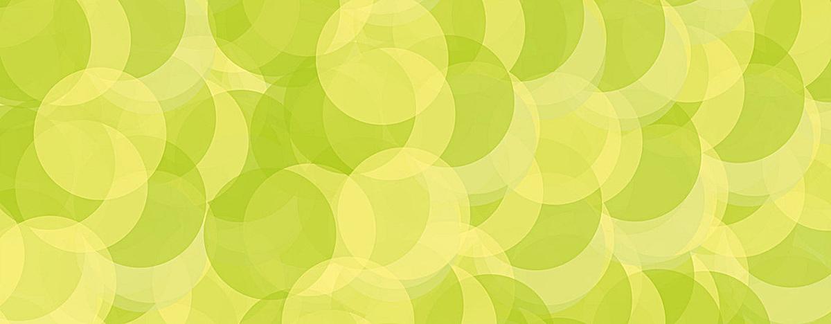 小清新圆圈背景图图片