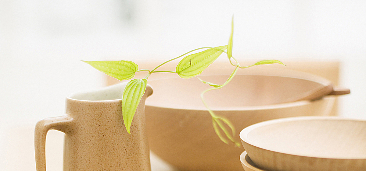 > 【jpg】 日系清新文艺餐具木质美食茶道淘宝背景  分类:自然/风景