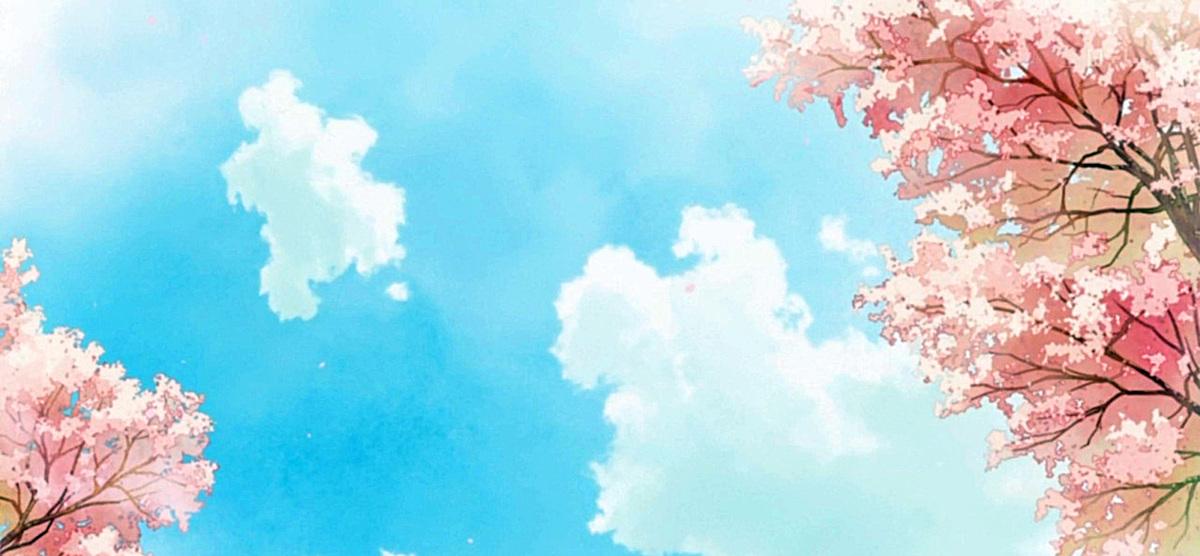 图片 > 【jpg】 手绘蓝天背景图  分类:艺术字体 类目:其他 格式:jpg