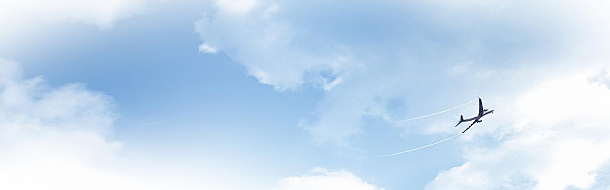 蓝天清新简单背景图图片