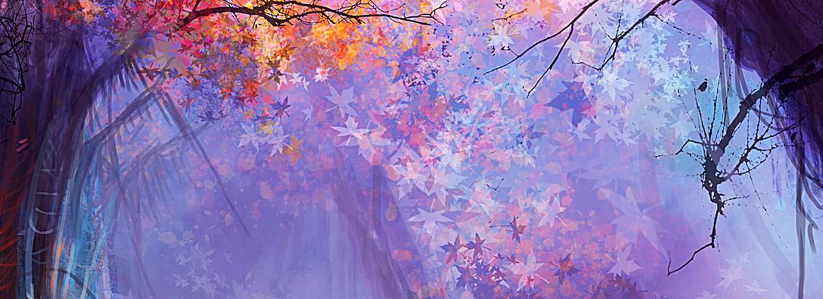 图片 > 【jpg】 神奇的森林背景  分类:艺术字体 类目:其他 格式:jpg