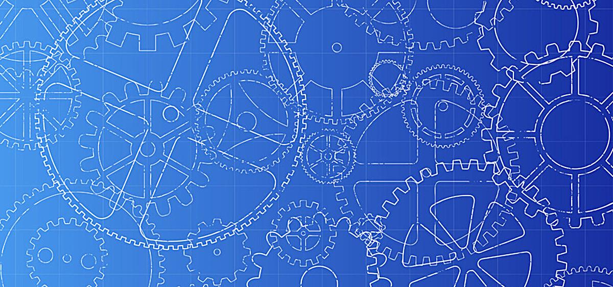 现代北京 抽象背景 齿轮背景 工业背景海报banner             此