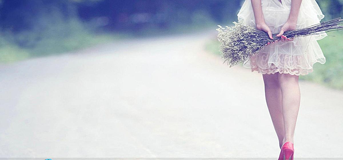 图片 > 【jpg】 唯美人物风景背景banner  分类:艺术字体 类目:其他