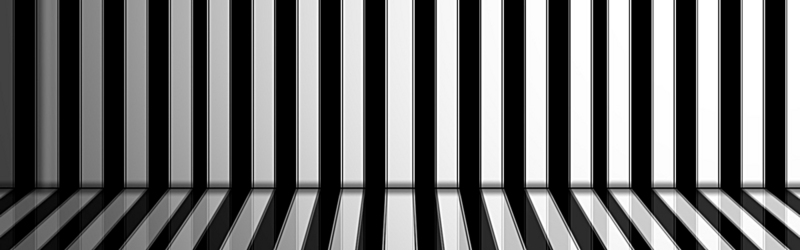 创意黑白条纹背景
