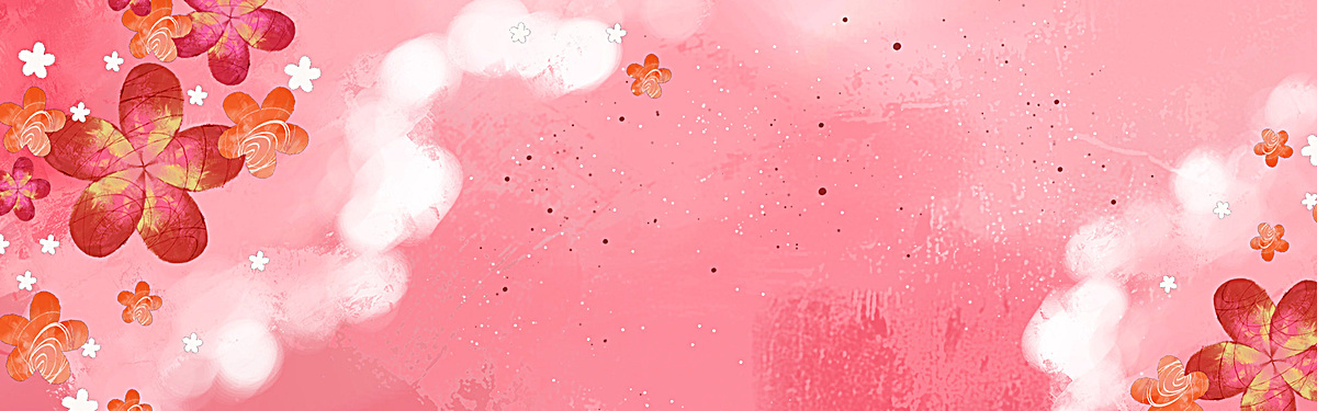 点击右侧免费下载按钮可进行水墨画简约花朵背景淘宝设计素材高速下载