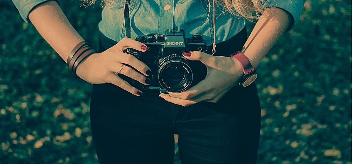 唯美人物相机