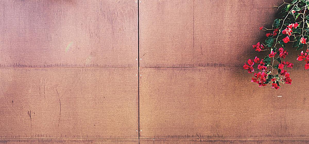 1920*900 90设计提供复古文艺木板鲜花淘宝背景设计素材下载,高清psd