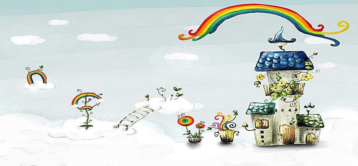 图片 海报背景 > 【jpg】 夏季卡通背景  分类:卡通/手绘 类目:其他