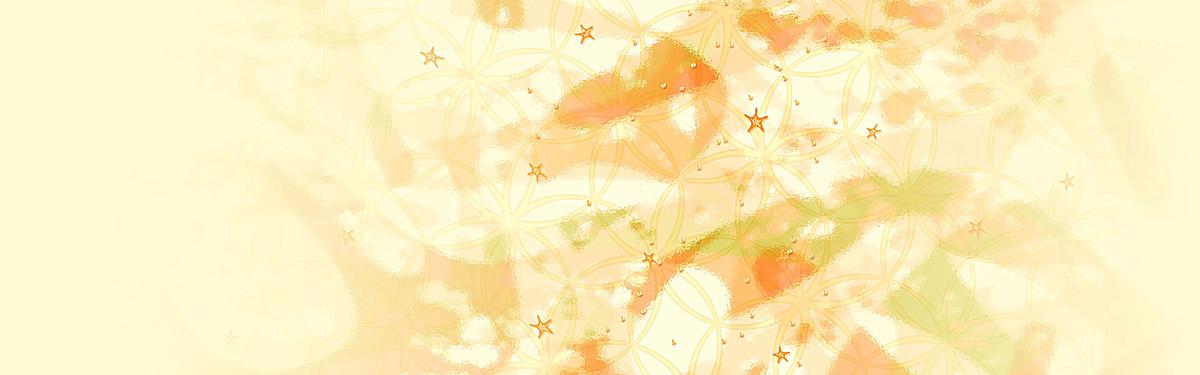 淡黄色花纹背景jpg素材-90设计