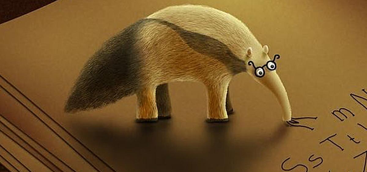 海报背景_可爱动物背景jpg素材-90设计