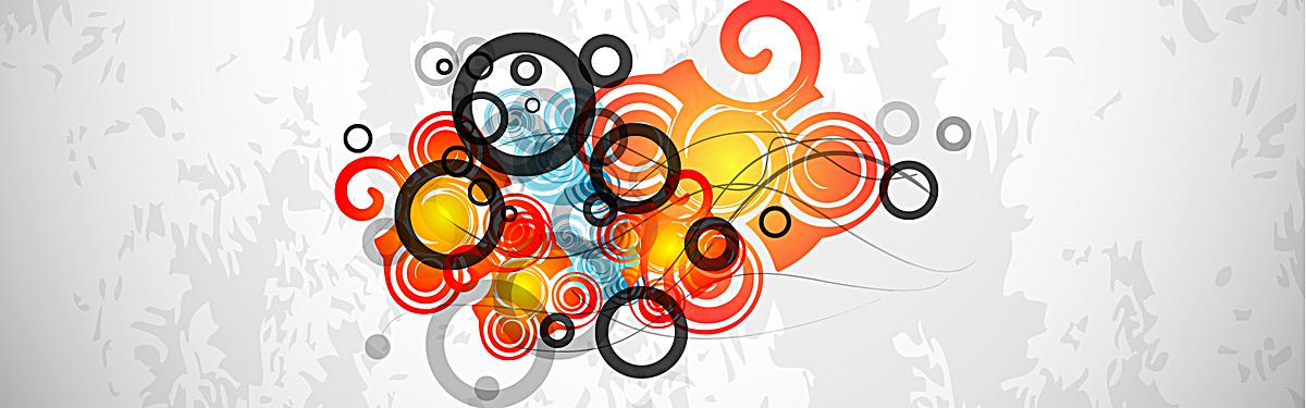 海报背景_时尚科技背景psd素材-90设计