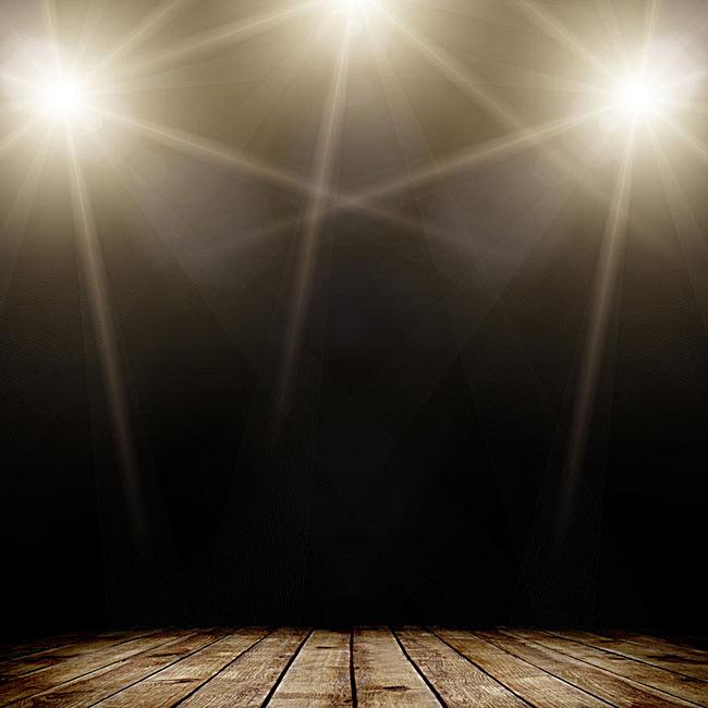大气灯光舞台背景图jpg素材-90设计