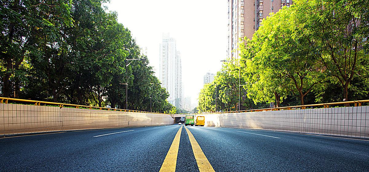 城市街道摄影风景背景jpg素材-90设计图片