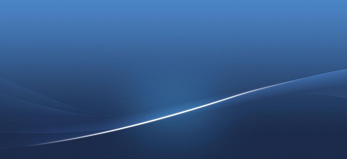渐变蓝底白色线背景jpg素材-90设计