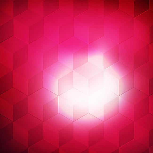 商务红色渐变色块电器背景psd素材-90设计