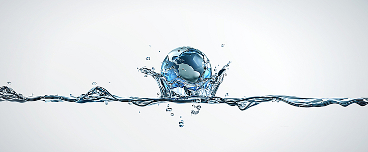 爱护水资源公益广告_【水资源背景图片】_水资源背景素材_水资源高清背景下载_千库网