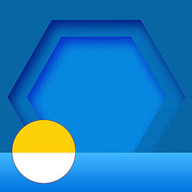 蓝色渐变几何男装psd分层主图背景素材psd素材-90设计