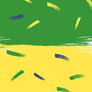 水彩笔背景素材 水彩笔高清背景下载 千库网