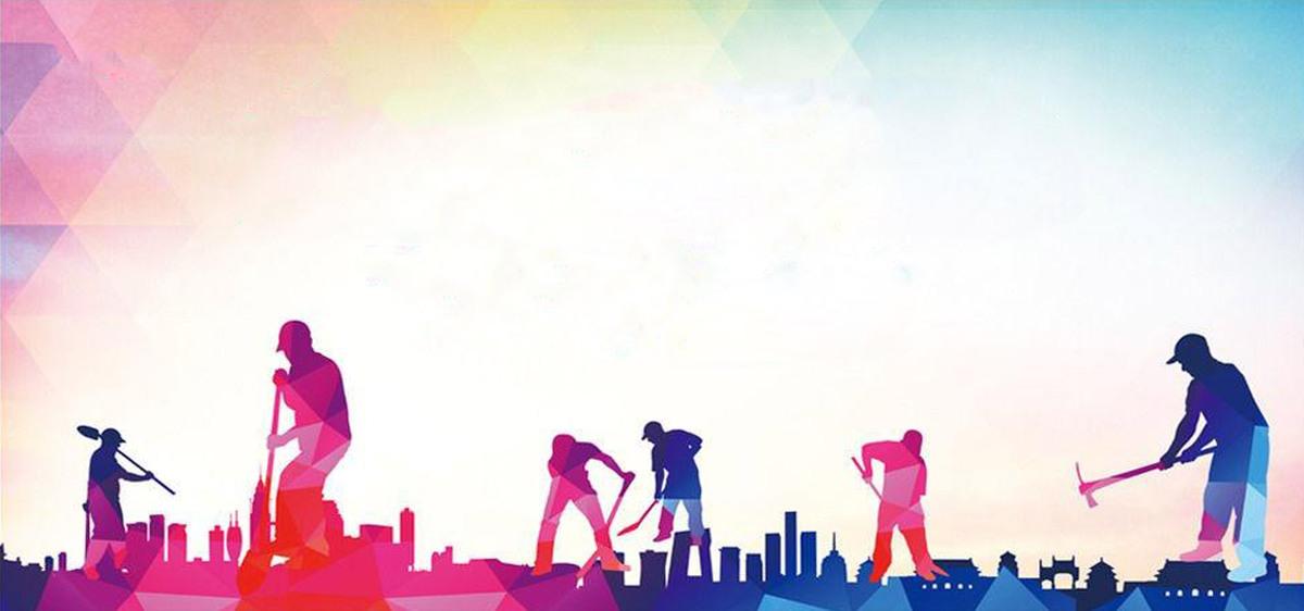 劳动节背景海报banner图片背景素材免费下载,图片编号