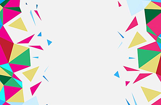 欧式大气几何商业宣传广告详情页矢量背景