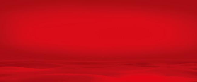 红色商业海报背景