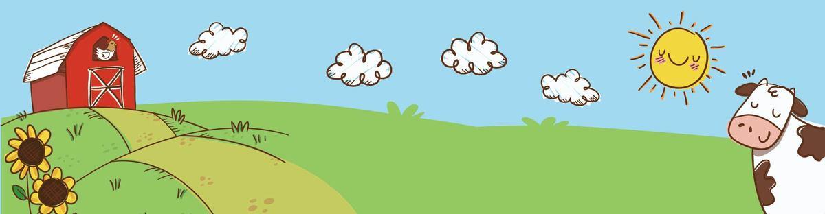 图片 > 【psd】 手绘美丽农场风景矢量素材  分类:卡通/手绘 类目
