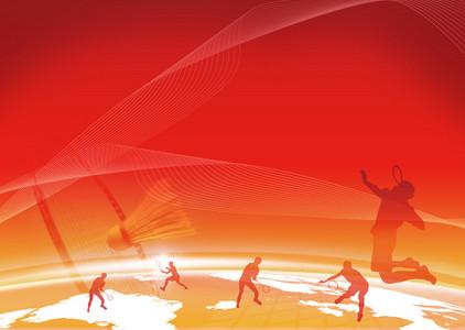 【羽毛球背景图片】_羽毛球背景素材_羽毛球高清背景下载_千库网_第4页