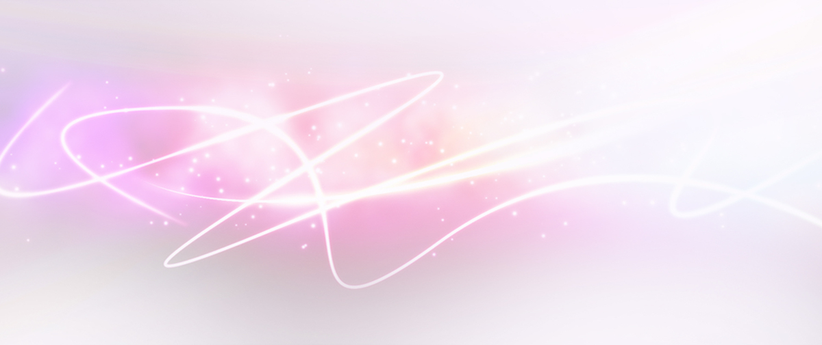 粉色光束线条梦幻浪漫淘宝banner